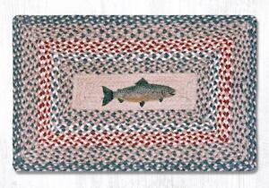 "PP-09 Fish Oblong Patch 20""x30"""