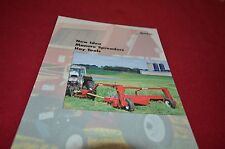 New Idea Manure Spreaders Hay Equipment For 1998 Dealers Brochure DCPA