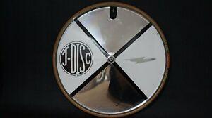 J-Disc Rear Road Bike Disc Wheel Freewheel 650c Nosler Research, Phill Wood? TT