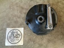 1984 YAMAHA IT 200 FRONT BRAKE PLATE