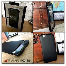 IPhone 6 Plus Element Case Limited Edition Urban Ballistic Metall Design schwarz