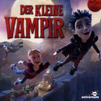 DER KLEINE VAMPIR-DAS HÖRSPIEL ZUM KINOFILM   CD NEU