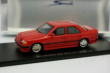 Spark 1/43 - Mercedes AMG 300 E 5.6 The Hammer Rouge