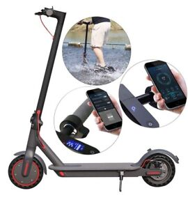 Long Range AOVO PRO M365 Electric E Scooter 350W 8.5inch With APP 36V 10.5AH