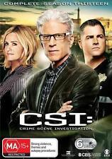 CSI Series: SEASON 13 : NEW DVD