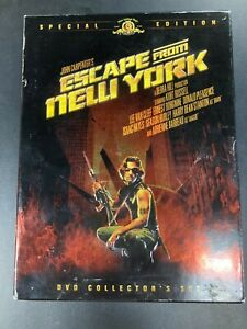 Escape from New York (Special Edition) - DVD Region 1 - Good Condition