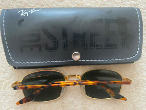 Ray Ban Side Street B&L W2190 NTAS Sunglasses With Case - Never Been Worn!