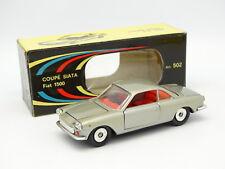 POLITOYS 1/43 - Fiat Siata 1500 Coupe Grey 502