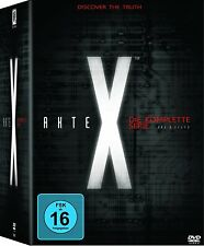 AKTE X, Die komplette Serie (53 DVDs) NEU+OVP