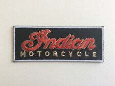 A221 PATCH ECUSSON INDIAN MOTORCYCLE 11*4,5 CM