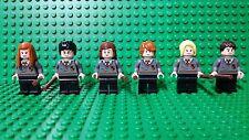 LEGO Genuine Harry Potter, Hermione, Neville, Luna, Ron & Ginny Hogwarts