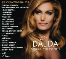 CD de musique pour Pop Dalida