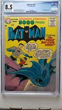 Batman #101 CGC 8.5 VF+