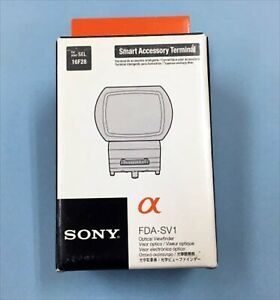NEW SONY optical viewfinder FDA-SV1 Japan