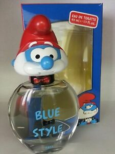 The Smurfs Papa 3D Eau de Toilette Spray, 50 ml NEW  FOR Children's.