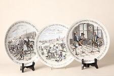 LANDERS 3 PIATTO DA COLLEZIONE WESEL,Prussia weseler Befreiungs vesalia- (56889)