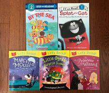 I Can Read Books (grades K-1), 5 book set