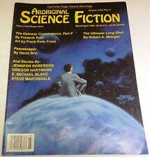 Aboriginal Science Fiction #20 – US magazine – Mar.-Apr. 1990 - Frederik Pohl