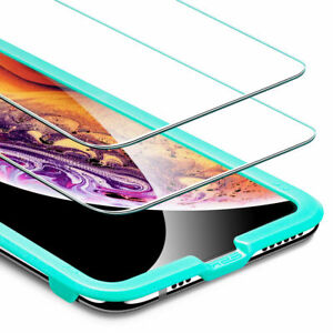 ESR Easy Install Tempered Glass Screen Protector iPhone 11 Pro Clear 2 Pack