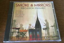 SMOKE & MIRRORS PERCUSSION ENSEMBLE 2012 YARLUNG RECORDS