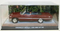 Fabbri 1/43 Scale Diecast Model - Chevrolet Impala - Live And Let Die