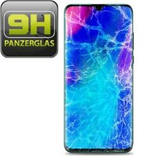 6x 9H Hartglasfolie Tank Film Protection Glass Screen for Huawei P30 Lite Clear