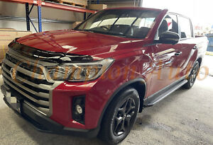 SsangYong Musso / Musso XLV Dual Double Cab 4 DOORS Side Steps 2019-2022(XRB)
