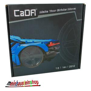4X CaDA Technik Tuning Räder, Reifen mit Felge 78mm 770-4  (NEU)