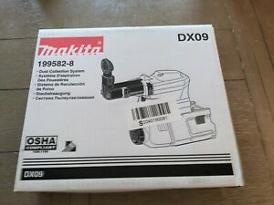 Makita DX09 Dust Extractor Attachment w/ HEPA Filter for XRH011 New
