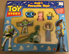 Toy Story Andy's Favorite Toys (TS3)