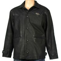 Hein Gericke Speedware Lederjacke Leather Jacket - Size: XL   (LJ465u)