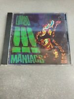 Limbomaniacs - Stinky Grooves - Limbomaniacs CD R1VG The Fast Free Shipping