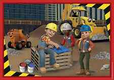NEW Jumbo Bob the Builder - Let's get to Work! 35 piece jigsaw puzzle Age 3+