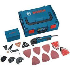 Bosch GOP 250 ce multi Meuleuse top + L-BOXX + Accessoires