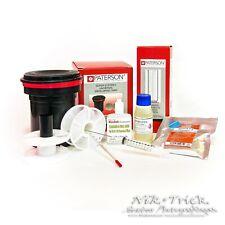 B&W 35mm or 120 Film Developing Starter Kit by Nik & Trick ~ Hydrofen Version