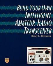 Build Your Own Intelligent Amateur Radio Receiver Book~Prepping~HAM~NEW