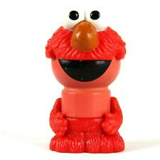 "Sesame Street Play Town Elmo 3"" Tall Figure Learning Curve 2007"