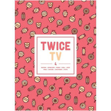 TWICE - TWICE TV4 DVD (3DISCS) (LIMITED EDITION) + free tracking number
