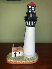 Lefton Historic American Lighthouse Destruction Island 1995 #10108