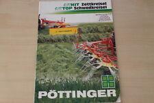 Pöttinger Eurohit Eurotop Prospekt 199? 158696 Literatur & Videos Kataloge & Prospekte