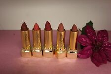 READY TO WEAR LUSCIOUS LIPSTICKS SET OF 5 (SEE DETAILS)
