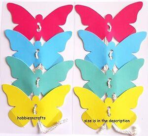 EK Success Jolee's Boutique 3-D Decorazione - Multicolore Farfalla Etichette