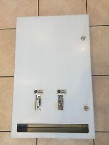 ASI 04684 Recessed Sanitary Napkin and Tampon Vendor