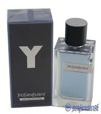 Y By yves Saint Laurent Yvresse Men 3.4/3.3 Edt Spray For Men  New In Box