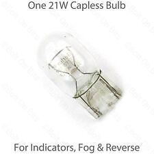 1 Reverse Bulb for Mazda 6 21w Capless rear lamp/light/Wedge