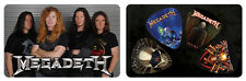 BOGO Special Megadeth Album Cover PikCard Custom Guitar Picks (4 picks per card)