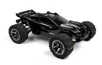 Custom Body Black for Traxxas 1/10 Rustler 4x4 Truck Shell Cover