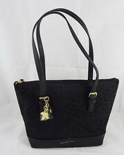 Tommy Hilfiger - Tasche Handtasche Damentasche / schwarz gold / NEU OVP aus USA