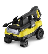 Karcher K3 Follow-Me Electric Power Pressure Washer with 4 Rolling Wheels, 1800