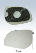 Specchio//piastra solo x HYUNDAI i10 2011-2012 COME FOTO DX passeggero NO termico